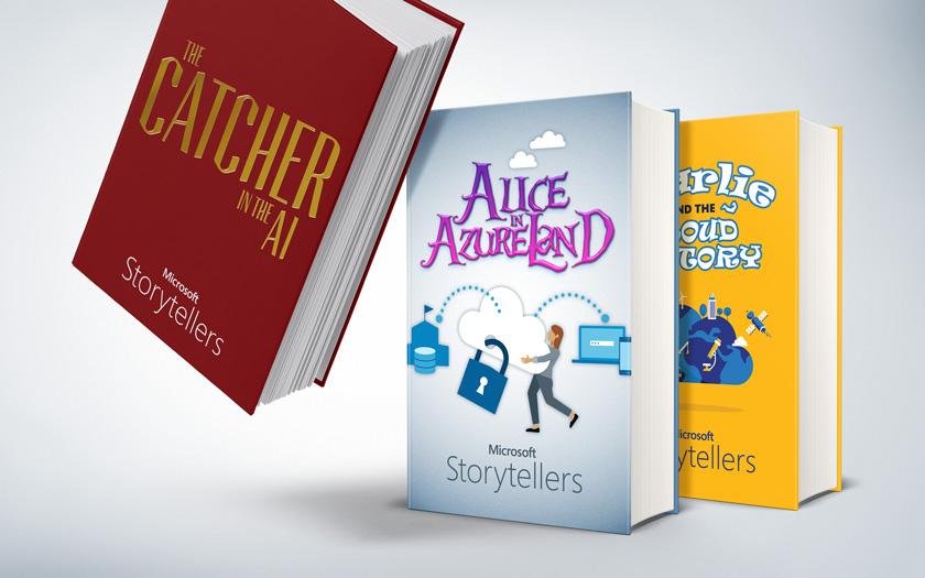 Microsoft Storytellers