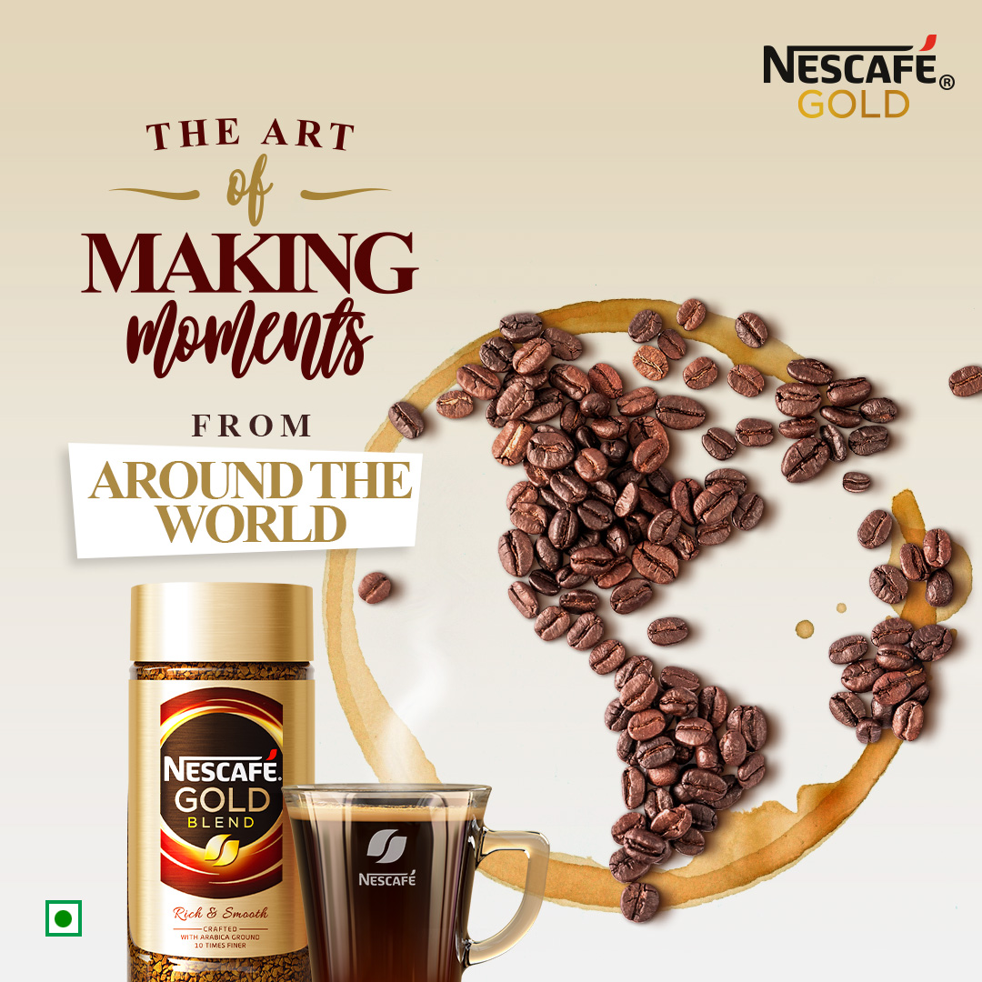 Nescafe The Art of Making Moments