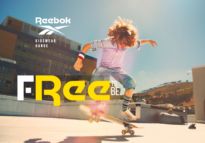 Reebok Kids Wear Range